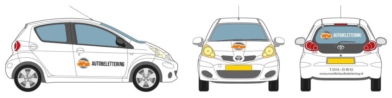 Personenauto-pakket-klein